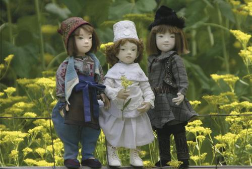 森小夜子人形展
